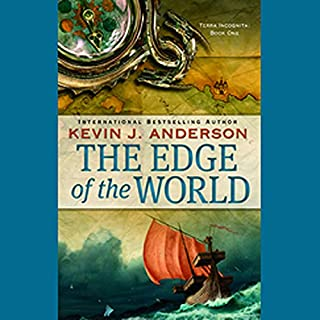 The Edge of the World audiobook cover art