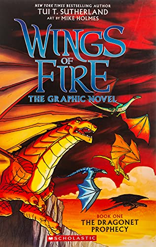 The Dragonet Prophecy (Wings of Fire Graphic Novel #1): A...