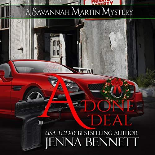 A Done Deal: A Savannah Martin Mystery cover art