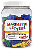 The Wedge Magnetic Lower Case Letters -