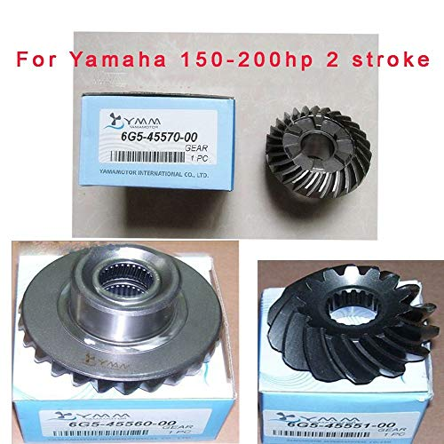 Find Bargain Ignar Boat Engine Outboard Motor Part Gears Set for Yamaha Gasoline Boat Engine 150-200...