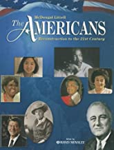 mcdougal littell the americans reconstruction to the 21st century