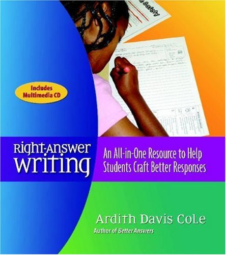 Right-Answer Writing: An All-in-One Resource to Help Students Craft Better Responses