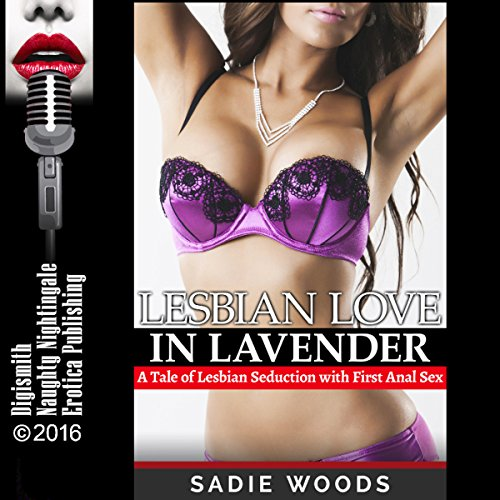 Lesbian Love in Lavender audiobook cover art