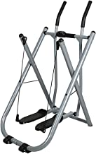 Karmas Product Step Machine Trainer Folding Air Walker Exercise Health Fitness with LCD Display for Home,Gym