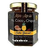 Mia Moiii Gourmet Piña Coco Chipotle Salsa 200g (Paquete de 2)
