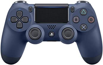 Sony DualShock 4 Gamepad PlayStation 4 Azul - Volante/mando (Gamepad, PlayStation 4, Analógico/Digital, D-pad, Hogar, Seleccionar, Share, Inicio, Azul, Alámbrico/Inalámbrico)
