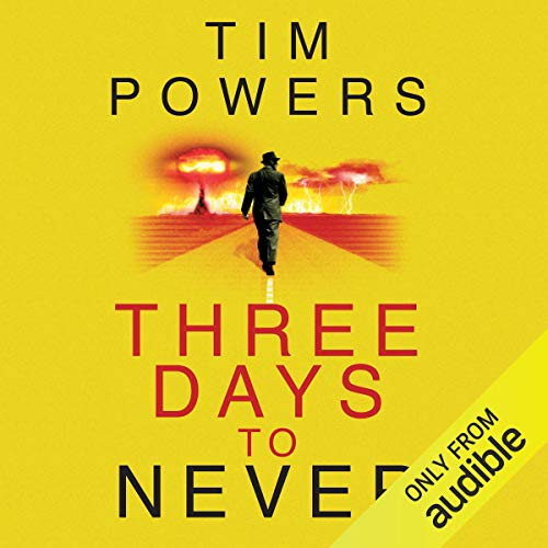 Three Days to Never  By  cover art