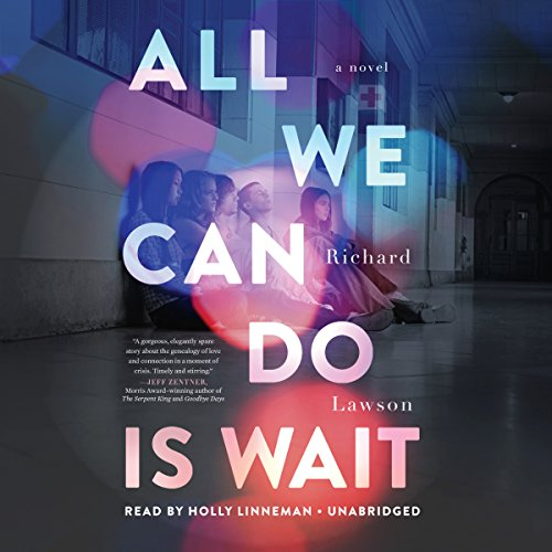 All We Can Do Is Wait audiobook cover art
