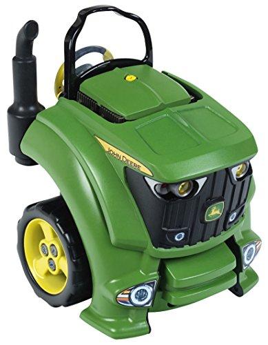 Theo Klein 3916 John Deere Tractor Engine I 56-teilige Traktormotor-Nachbildung mit vielen Funktionen zum Schrauben und Tüfteln I Maße: 43 cm x 40 cm x 52,5 cm I Spielzeug für Kinder ab 3 Jahren