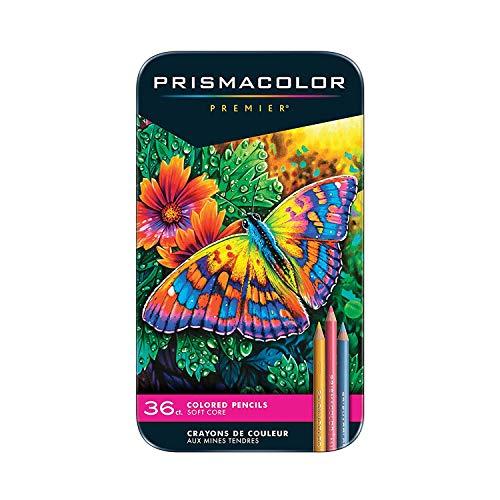 Lápices de Colores Prismacolor Premier Marca Prismacolor