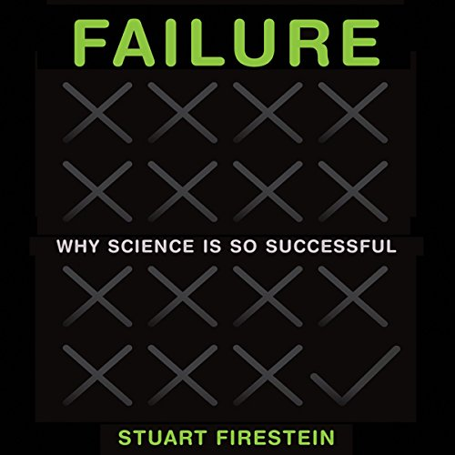 Couverture de Failure: Why Science Is so Successful