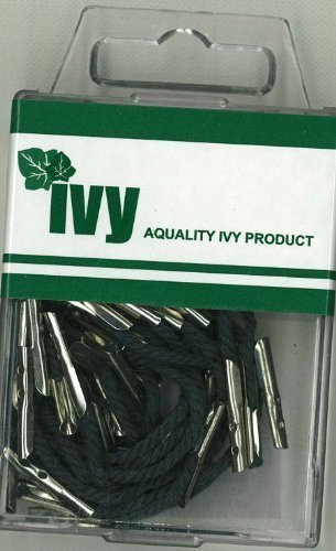 Ivy Stationery - Gomas elásticas para carpetas (25 mm, 20 unidades)