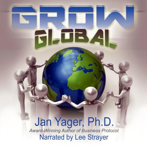 Grow Global audiobook cover art
