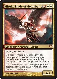 Magic: the Gathering - Gisela, Blade of Goldnight (209) - Avacyn Restored