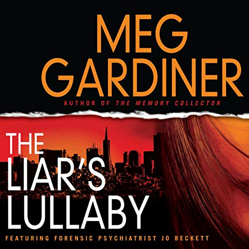 The Liar's Lullaby audiobook cover art