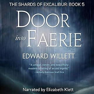 Door into Faerie audiobook cover art