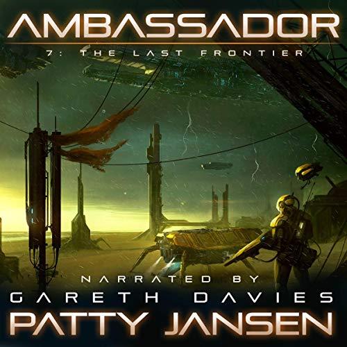 Couverture de Ambassador 7