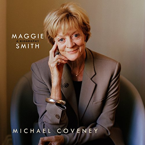 Maggie Smith audiobook cover art