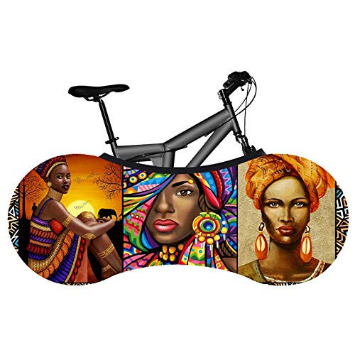KHXJYC Bicycle Dust Cover Wheel Cover, High Elasticity/Dirt-Free Bicycle Protection Cover, Used For Mountain Bikes, Road Bikes, Folding Bikes,#11