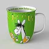 Äffle & Pferdle - Kaffeebecher 'Das isch'