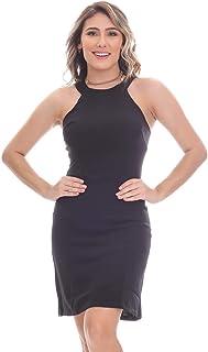 Vestido Clara Arruda Sem Manga 50317