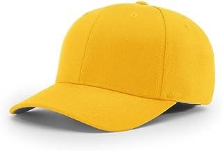 0f298215c1c96 Richardson 585 Wool Blend R-Flex Blank Baseball Cap FIT HAT
