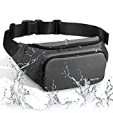 <span class='highlight'><span class='highlight'>FREETOO</span></span> Fanny Pack Waterproof Bum Bag with Large Capacity Durable Zippered Waist bag for Phones Keys & Accessories Ideal for Outdoor Sport Hiking Walking Cycling Traveling Holiday Festival