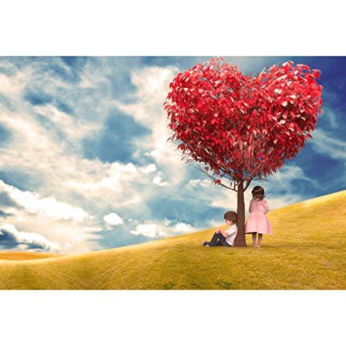 Amor 300/500/1000 Piezas for Niños Jóvenes Adultos de Juguete Manga Rompecabezas cumpleaños del niño del Regalo AB57 QW Store (Color : C, Size : 300PC)
