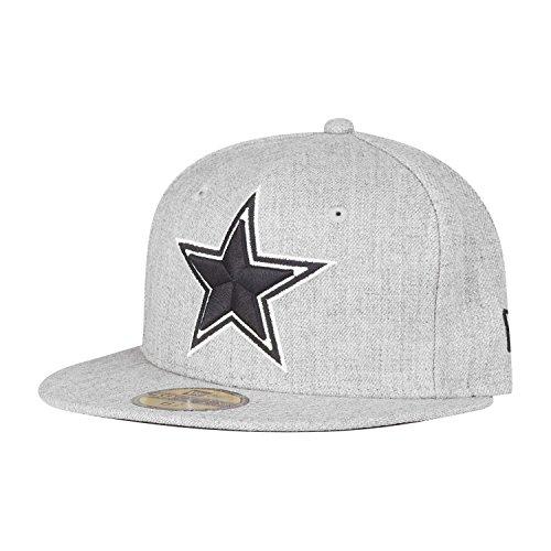 New Era 59Fifty Kids Cap - Heather Dallas Cowboys - 6 3/8