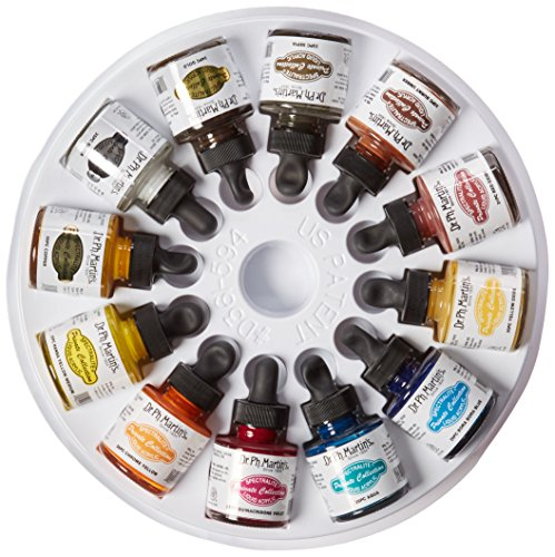 Dr. Ph. Martin's Spectralite Private Collection Liquid Acrylics Set 3