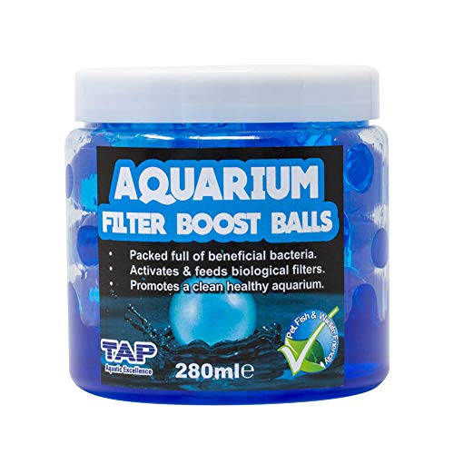 TAP Aquarium Filter Boost Bälle Quick Start 280 ml/100 Bälle