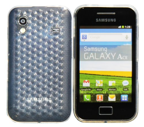 Luxburg® In-Colour Design Funda Protectora para Samsung Galaxy Ace GT-S5830 en Color...