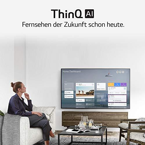 LG OLED55CX9LA 139 cm (55 Zoll) OLED Fernseher (4K, Dual Triple Tuner (DVB-T2/T,-C,-S2/S), Dolby Vision, Dolby Atmos, Cinema HDR, 100 Hz, Smart TV) [Modelljahr 2020] - 31