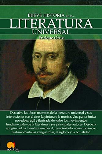 Breve Historia De La Literatura Universal (Ediciones Nowtilus)
