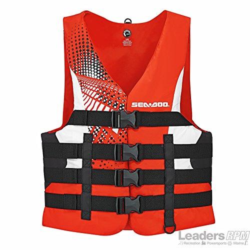 Sea-Doo New OEM Men's 2X-Large, Motion Life Jacket/PFD, 2858761430