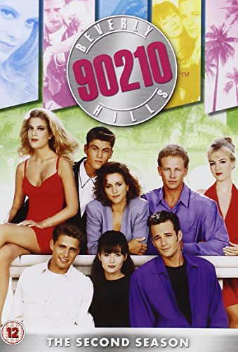 Beverly Hills 90210 - The Second Season [Repackaged]