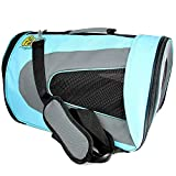 image of Soft Sided Dog Carrier [Airline-Approved]- by Pet Magasin