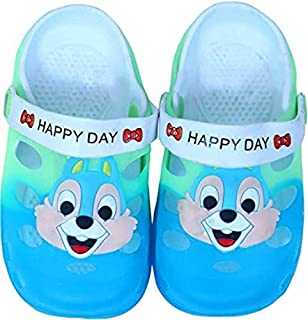 MR R KING&QUEEN Clogs for Boys and Girls for 18 Months to 2 Year Kids only