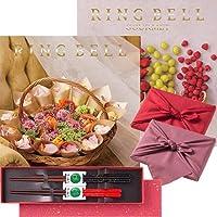 CONCENT リンベル (ブライダル) カタログギフト マゼラン&アイリス+箸二膳(金ちらし)