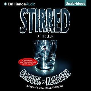 Stirred audiobook cover art