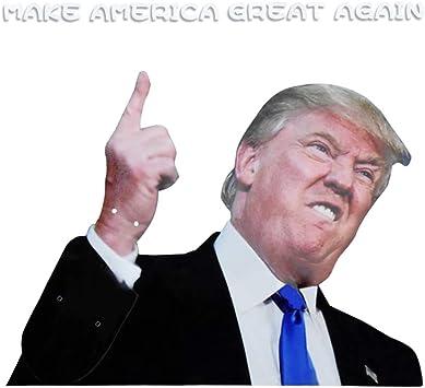 Trump 2020 MAGA President Donald Trump Make america great A /_ shot glass/_ Smile