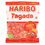 Haribo Tagada Caramelle Gommose al Gusto Fragola, 175g
