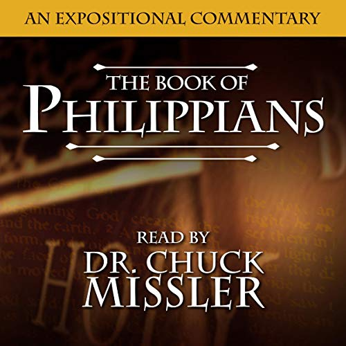 Philippians audiobook cover art