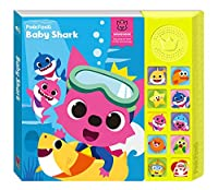 Pinkfong ベビーシャーク ソングブック Baby Shark Sound Book 10曲 [並行輸入品]
