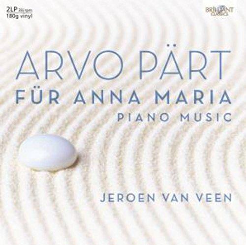 Für Anna Maria-Piano Music [Vinyl LP]