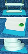HydroTools by Swimline Protective Pool Ladder Mat / Step Pad