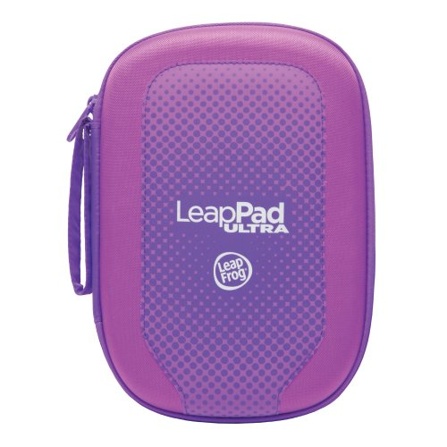 LeapFrog LeapPad 7' Carrying Case, Purple (works with LeapPad Platinum, Ultra and Epic tablets)