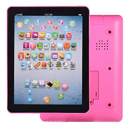 Youth ever Pantalla táctil para niños Tablet Pad English Learning Early Education Machine Ordenadores educativos