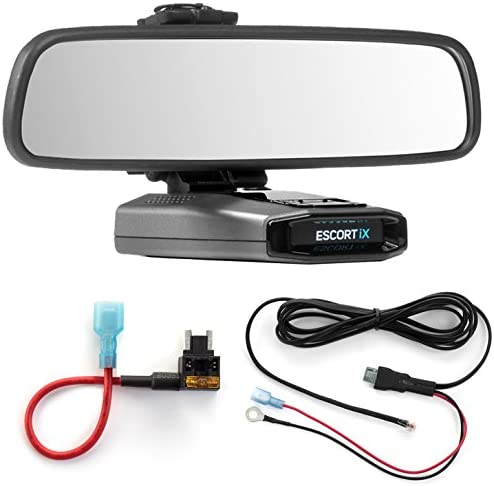 Radar Mount Mirror Mount Direct Wire Power Cord Micro Fuse Tap Escort IX EX Max360C 3001507 product image
